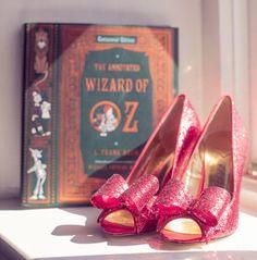 Wizard Of Oz Wedding Inspiration | Weddingomania