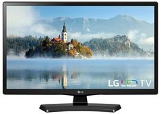 LG Electronics IPS LED TV Model) The ideal size for your desk or even your bedroom or kitchen LG's TV/monitor provides convenient Full HD viewing versatility. The clarity of Full . Smart Tv, Best Small Tv, 22 Inch Tv, Techno, Tv Without Stand, Lcd Television, Lg Tvs, High Definition Pictures, Lg Electronics