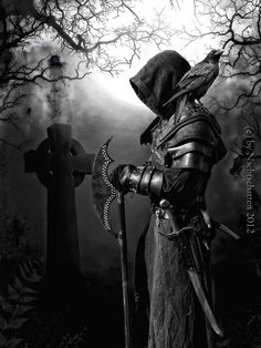 .....Grim Executioner..2... by dl120471.deviantart.com on @DeviantArt