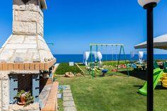 Lili Sea Front Apartment,unique escape by the sea! - Condominiums for Rent in Rethimnon, Crete, Greece House Front, My House, Condominium, Open Plan, Lawn And Garden, Gazebo, Lily, Sea, Crete