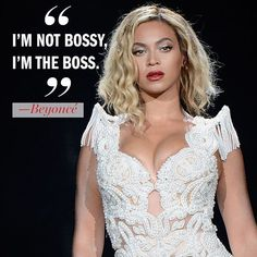 So much girl power on International Women's Day.