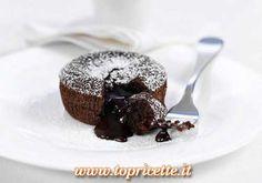 Tortino al Cioccolato Fondente con Cuore Morbido | microwave!