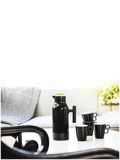 Accent Coffee Pot design by Sagaform Kitchen, Design, Cooking, Home Kitchens, Kitchens, Design Comics, Cucina, Cuisine