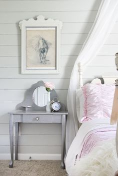How to Shiplap a Wall for Free | blesserhouse.com