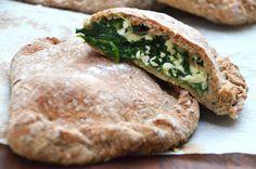 pita bread calzone
