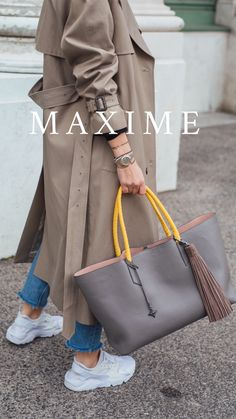 Our Maxime bag is made of the softest italian leather. Available in three sizes. New Soul, Center Stage, Italian Leather, My Design, Bag, Outfits, Inspiration, Fashion, Biblical Inspiration