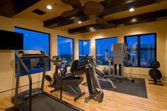 Home Gym Design Ideas, Pictures and Remodels
