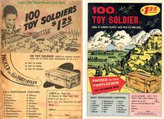 vintage toy ads - Google Search