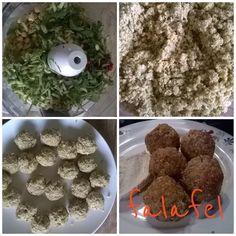 Falafel recept ecomama