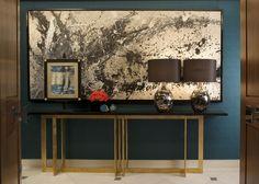 Hyde Park Luxury Apartment - Entrance Hall - Interior Design by Intarya – Interior Design by Intarya