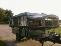 2006 Fleetwood Evolution E2 Popup Camper
