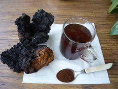 Chaga Mushroom is effective for curing cancer disease. It contains nutrition, vitamins and minerals which help to kill damaged cells without infecting healthy cells. Chaga Mushrooms can be taken in the form of tea which can also be applied on the skin. It helps to calm and compose the nervous system.  Stomach diseases and ulcers are also cured with the help of these mushrooms.
