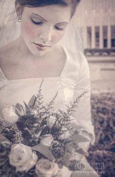 © Kristina Gibb Photography, 2005. #elissa #bride #lds #weddingphotography #dcwedding #temple #portrait #portraiture #kgp #wedding #bw #kgp #lovely