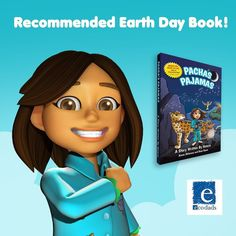 Earth Day is on April 22nd!  Celebrate with friends and family.  The recently published Animated Book Pacha's Pajamas: A Story Written By Nature includes many reminders for children about their connectedness with nature others and themselves. It also has climate change in its through line and deals with many environmental and self awareness issues. Hence Pachas Pajamas is recommended reading for Earth Day 2016 by EcoDads.  Purchase the Children's Earth Day Book TODAY: The link is in our bio…