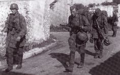 German Troops at Normandy | German soldiers at Normandy - photos