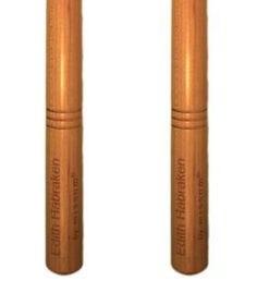 http://www.missom.com/product/64 - DRUMSTICKS EDITH HABRAKEN - € 21,75. Drumstick designed to Basel-drum with Edith Habraken. Big head top - almost spherical. Excellent rebound and ability to obtain the fundamental tone of the drum. Dimensions: Length – 15,75 inch / Ø cable diameter – 0,79 inch / Ø head diameter – 0,76 inch.