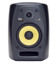 #KRK #VXT8 Active #Studio #Monitor, Pair: Step up to KRK's VXT8 powered #monitors and hear your #mixes better! With 180 bi-amplified watts, the VXT8s deliver impressive volume and tight, accurate #bass.