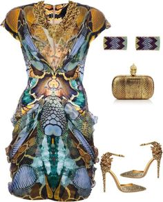 I would kill for this McQueen