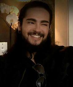 Tomi smiling :D