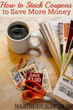 Knowing how to stack coupons is a major way most extreme couponers maximize their savings; however, you first need to know and understand the different types of coupons before you can stack coupons.
