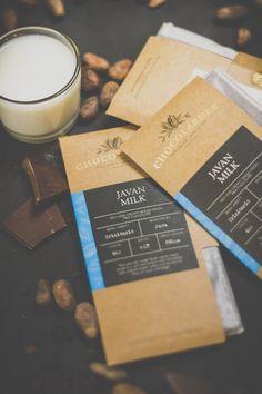 Javan milk chocolate - Branding, Packaging, Design