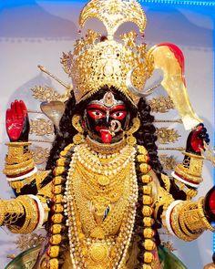 the slayer of evil illusions. Kali Shiva, Kali Mata, Durga Maa, Shiva Shakti, Lord Shiva, Indian Goddess Kali, Durga Goddess, Indian Gods, Mother Kali