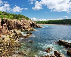 """Coastal Maine, Acadia National Park Photo - """"Maine - The way life should be"""" - Fine Art Landscape Photography ** You can get more details by clicking on the image."""