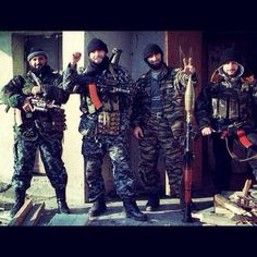 #chechenwarriors