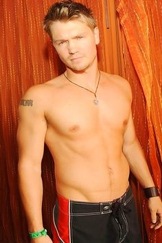 Chad Michael Murry ... gives Channing a run for his money.