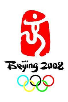 Affiche Jeux Olympiques d'été Pékin 2008