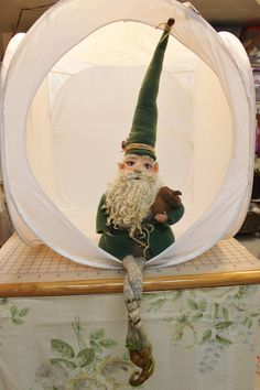 Gnome Gevilte Gnome naald vilten Gnome Elf 3497