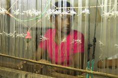 Uppada in Andhra.. weaving bliss