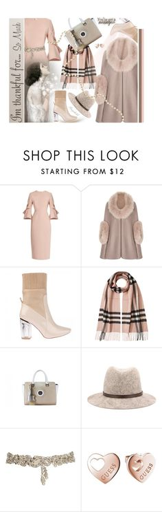 """""""I Am Thankful for so Much!"""" by ragnh-mjos ❤ liked on Polyvore featuring Roksanda, Burberry, rag & bone, Temperley London, GUESS, contest, imthankfulfor and Fereti"""