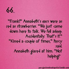 Percy Jackson Quotes haha love Percy Jackson!