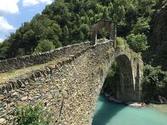 """Mi piace"": 4, commenti: 1 - Umberto Rolando (@umbondemand) su Instagram: ""#amazing #beautifulview #tantaroba #beautiful #cool #bridge #river #lanzo #2017 #holliday #moi…"""