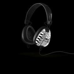 Aviator_Walter_Mic 3_Snakemail Art Series, In Ear Headphones, Over Ear Headphones