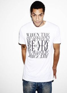 When The Shit Goes Down You Better Be Ready Unisex T-Shirt Unisex, Mens Tops, T Shirt, Collection, Fashion, Supreme T Shirt, Moda, Tee Shirt, Fashion Styles
