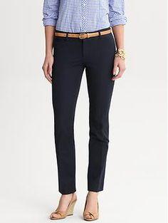 Sloan-Fit Slim Ankle Pant - Pants 65eur BR