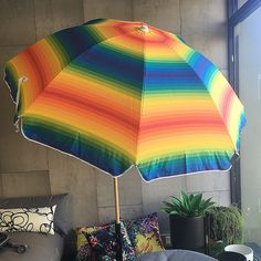 top3 by design - Basil Bangs - sun umbrella multi top3 limited edition
