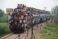 Supongo que este es el último tren ...