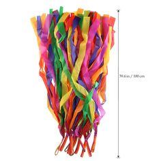 Amazon.com: Rhythm Ribbon Dance (12 Pieces): Toys & Games