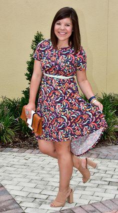 Meet My New Favorite: LulaRoe Carly Dress