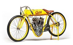 Steve McQueen's 1915 Cyclone to auction in Las Vegas