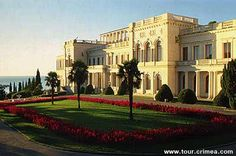 Livadia Palace, The Crimea, Ukraine