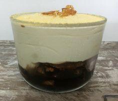 desserts tiramisu pannacotta verrines on pinterest tiramisu biscuit rose de reims and. Black Bedroom Furniture Sets. Home Design Ideas