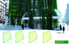 Algae Urban Farm – The ultra-modern ecological project from the British architectural studio ecoLogicStudio Architecture Magazines, Green Architecture, Vertical Farming, Scale Design, Photosynthesis, New Green, Built Environment, Urban Farming, Urban Planning