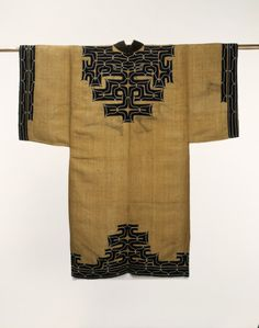 Robe Ainu, 19th century The Victoria & Albert Museum