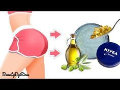 Natural Skin Tightening, Tips Belleza, At Home Gym, Natural Cosmetics, Butt Workout, Workout Videos, Beauty Skin, Beauty Hacks, Health Fitness