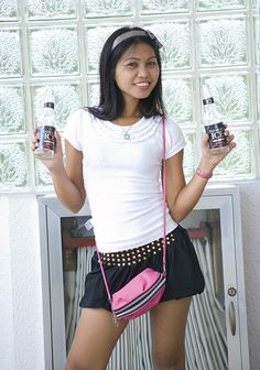 Are you thirsty? #pinay #philippines #asian #girl