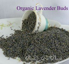 3 Full cups of Organic Dried Lavender Buds - wedding, sachets , incredibly fragrant, Tea-Soaps on Etsy, $5.50